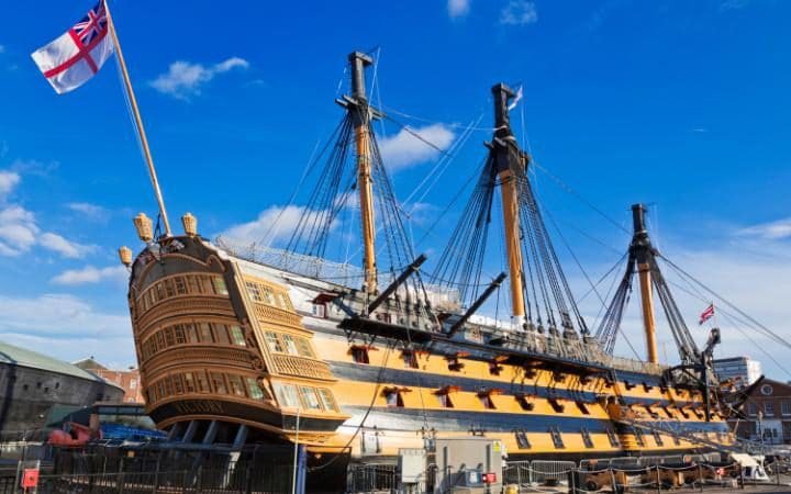 HMS Victory [Courtesy