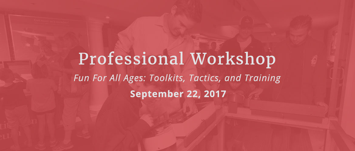 Fun For All Ages Workshop